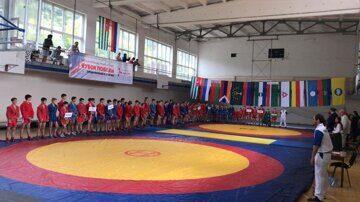 Открытие турнира